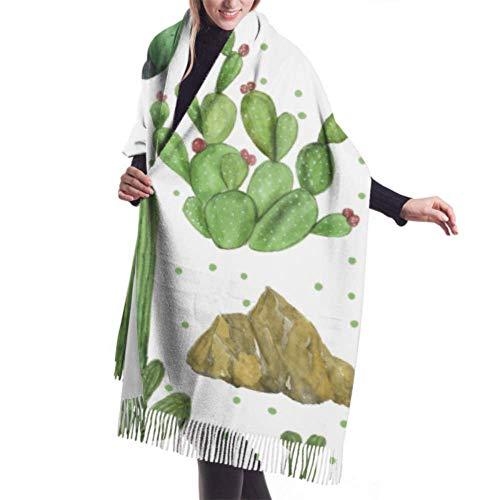 Bufandas Abrigo Chal Womens Winter Scarf Cashmere Feel Flowers Amaryllis Blue Sky Scarves Stylish Shawl Wraps Soft Warm Blanket Scarves For Women