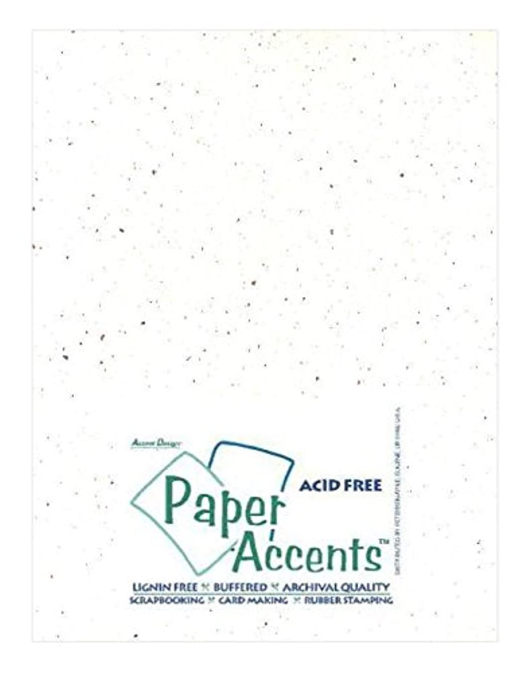 Accent Design Paper Accents PprRecycled8511Kaleidoscope Cdstk Recycled 8.5x11 65# Kaleidoscope
