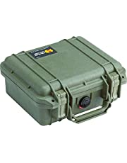PELICAN ハードケース 1200 4.5L グリーン 1200-000-130