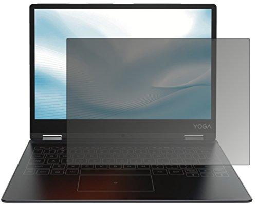 dipos I Blickschutzfolie matt kompatibel mit Lenovo Yoga A12 Sichtschutz-Folie Bildschirm-Schutzfolie Privacy-Filter