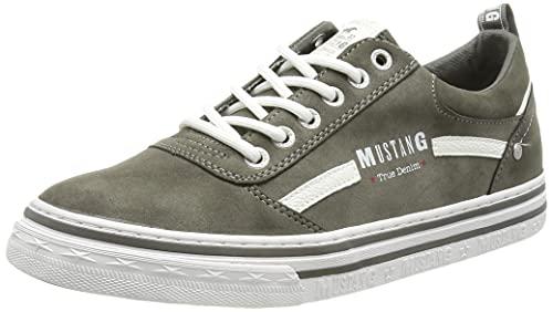 MUSTANG Herren 4147-306-2 Sneaker, grau, 44 EU