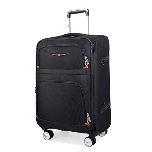 N-B Oxford Rolling Luggage Suitcase Men's Suitcase Women's Luggage Large Luggage Cart Suitcase