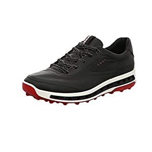 Premium Ecco leather, made in our own tanneries, for good performance, exceptional breathability and durability Stretchable double-layer neoprene sock adapts to the foot for optimum comfort and softness The innovatively designed Ecco SPYDR-GRIP outso...