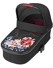 Maxi-Cosi 1507740110 Maxi-Cosi Oria - Capazo grande para cochecito Maxi-Cosi, diseño de flores digitales, multicolor