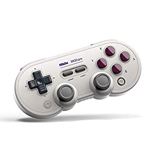 8Bitdo Sn30 Pro Bluetooth Gamepad (G Classic Edition) – Nintendo Switch