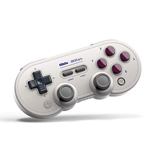 [Amazon] 8Bitdo Sn30 Pro Bluetooth Gamepad (G Classic Edition) - Nintendo Switch - $44.99-$9.90=$35.09(22% off)