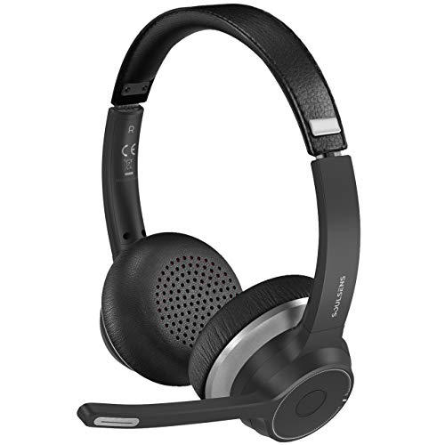 Soulsens HC5 Wireless Headset with Microphone