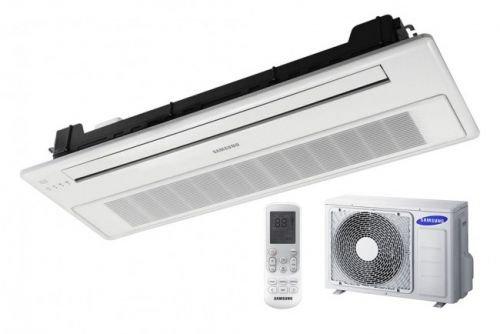 Samsung 1-Wege Deckenkassette Klimaanlage AC026 Klimageräte Set 2,6 kW A+/A