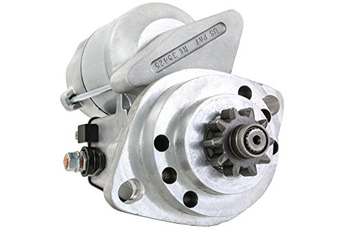 Rareelectrical NEW IMI PERFORMANCE CCW STARTER MOTOR COMPATIBLE WITH INTERNATIONAL TRACTOR FARMALL H HV M MTA