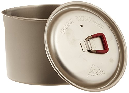 MSR kettle pot