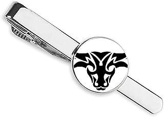 كوكبة الثور رمز ربطة العنق كليب رجال الأعمال