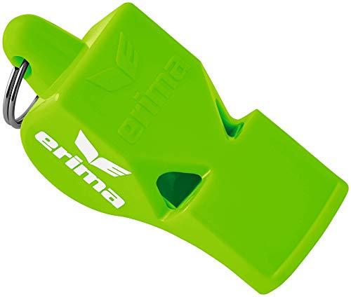 Erima Unisex Fox 40 Schiedsrichterpfeife Classic, Green Gecko, Einheitsgröße EU