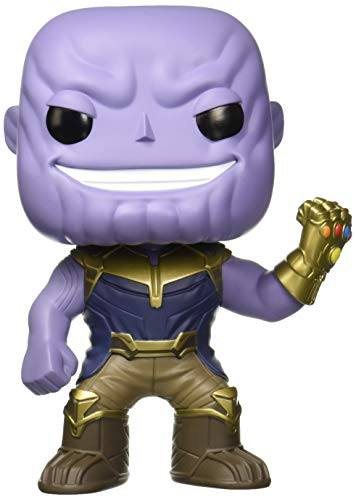 Funko - Figura de Los Vengadores Infinity War-Thanos Exclusive, Multicolor, 28893