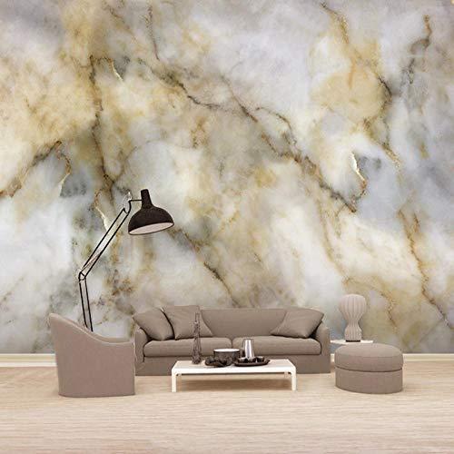 Papel pintado 3D personalizado estilo europeo moderno mármol patrón de fondo para televisión, papel de pared para sala de estar, restaurante, decoración del hogar, 200 x 140 cm
