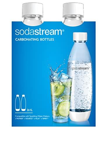 SodaStream DuoPack Fuse 2x 1L...