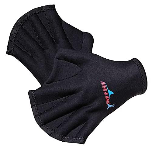Schwimmhandschuhe Schwarz Schwimmhandschuhe Wasser Training Schwimmhandschuhe Neoprenhandschuhe Schwimmhandschuhe Wassergymnastik Schwimmhandschuhe Wasserdichtfür Wassergymnastik,Schwimmen,Aqua