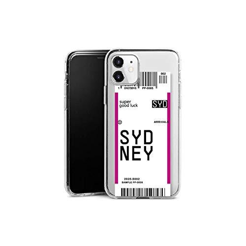 Carcasa para Samsung A80, con etiqueta de ciudad para Samsung Note 10, 8, 9 Plus, S10, E, S9, S8, A30, A50, A70, A80, A5, A8, A9 fundas suaves, XH0136-08-For Samsung S9plus