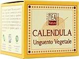 TEA NATURA Bálsamo con Caléndula - Ayuda para la piel irritada y enrojecida - Ideal para el cuidado del culito del bebé - Calmante y antiinflamatoria - 50 ml