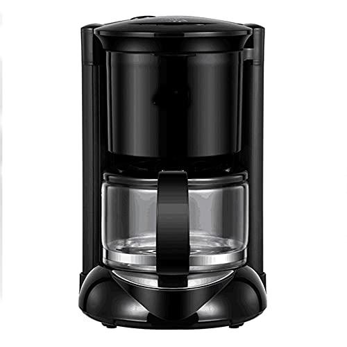 SFSGH Máquina de café con Filtro de 600 ml con Jarra aislada, máquina de té de extracción de preservación del Calor Inteligente para la pequeña Oficina en el hogar 680w
