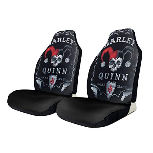 41BVmq+jZjL Harley Quinn Seat Covers