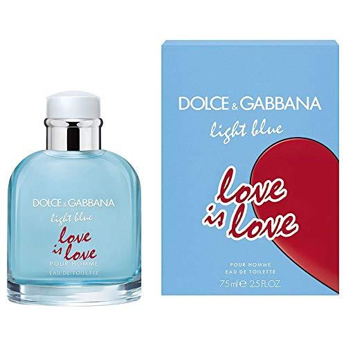 Dolce & Gabbana Light Blue Love Is Love Pour Homme Eau de toilette 75 ml
