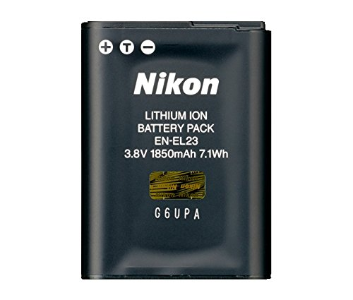 Nikon EN-EL23 Rechargeable Li-ion Battery