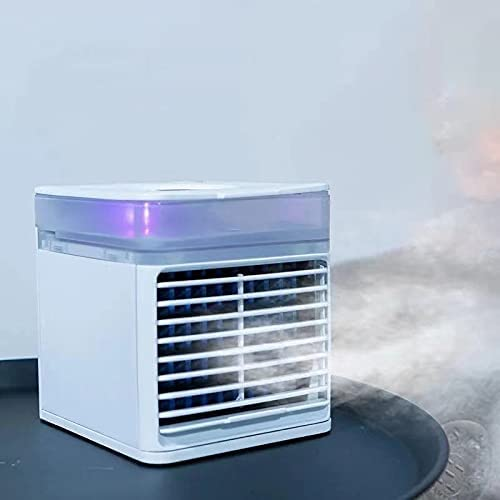 ZS ZHISHANG Portable Air Cooler Hu Limited Popular brand time sale Fan 4-In-1 Cooling Small