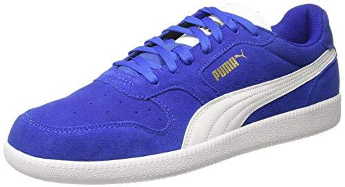 Puma Unisex-Erwachsene Icra Trainer SD Sneakers, Blau (Surf The Web-Puma White-Puma Team Gold) , 38 EU