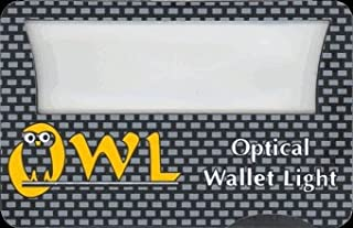 Black Diamond Owl Optical Wallet Light Pack of 4