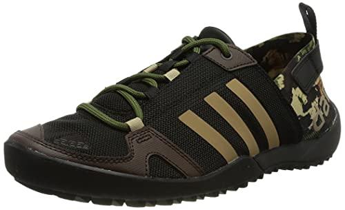 adidas Terrex Daroga Two 13 H.RDY,  Zapatillas de Senderismo Unisex Adulto,  NEGBÁS/MAROSC/Carton,  44 EU