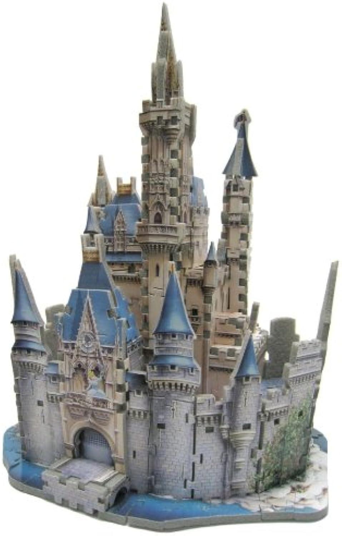 Puzz3D threedimensional jigsaw puzzle Disney Cinderella Castle 200 piece DPZ01 (japan import)