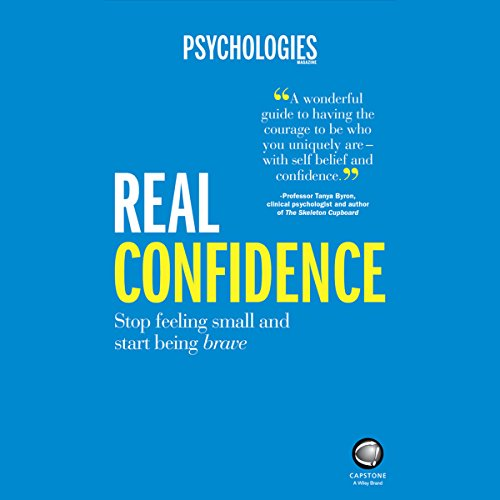Real Confidence audiobook cover art