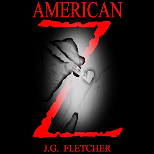 American Z audiobook cover art