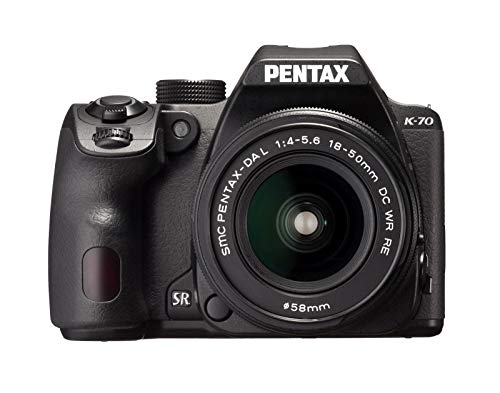 Pentax  Digital SLR K-70 (Schwarz ) DAL18-50RE KIT EU