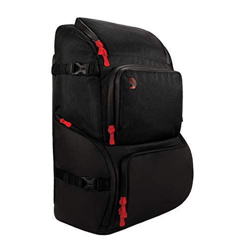 D'Addario Backline Gear Transport Pack (PW-BLGTP-01)