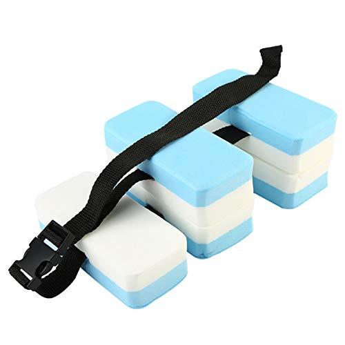 SALUTUYA Cinturón de natación Cinturón de natación para niños Flotación Cómoda Tabla de Seguridad Durable para niños para no Nadadores