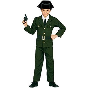 Disfraz de guardia civil infantil (10-12 años): Amazon.es ...