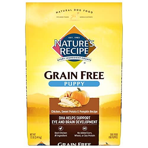 Nature's Recipe Grain Free Puppy Dry Dog Food