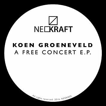 A Free Concert E.P.