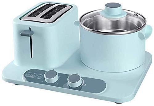 Ontbijt broodbakautomaat Mini Broodrooster Omelet Pan Electric Oven Eieren Cooker ZHW345