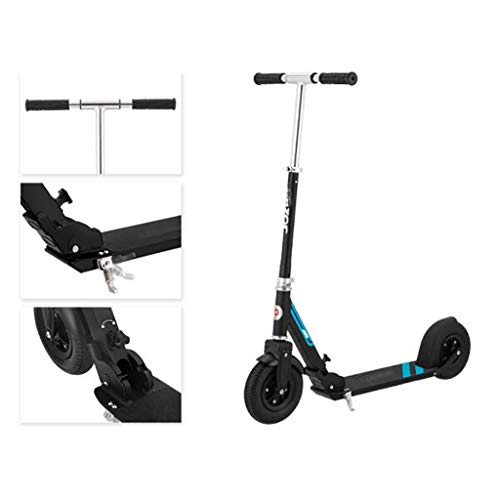 For Sale! SCOOTER Kick with 2 Big Wheels | Easy-Folding Adjustable Height Commuter Street Push for A...
