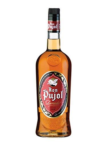 Pujol Ron Añejo Elaborado Con Destilados Y Aguardientes Selectos - 1 l