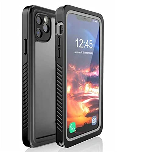IP68 caso impermeable para el iPhone X XR XS MAX cubierta bolsa casos para el iPhone 11 pro max coque prueba de agua teléfono caso a prueba de golpes