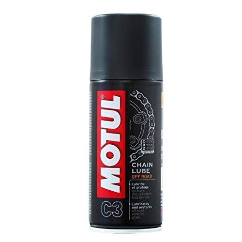 MOTUL - 106346/74 : Grasa lubricante aceite lubricante cadena C3 CHAIN LUBE OFF ROAD 0,1L