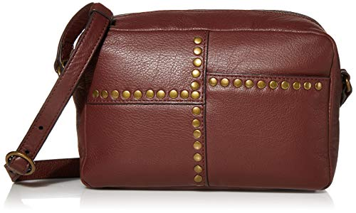 Lucky Vamp Crossbody, SUGAR RED/ 606