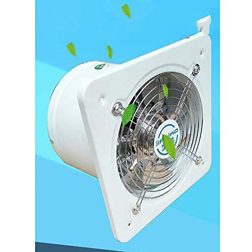 Macro Ventilador de Escape Ventilador Ventilador 350 mm, Ventilador Ventilador de Escape, Ventilador de Extractor con persiana de Tiro Trasero, Extractor Industrial, Techo