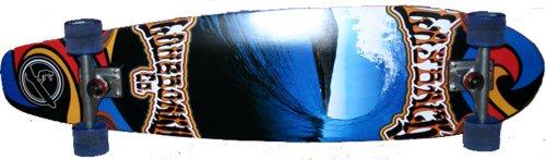 Layback Inside Out Skateboard