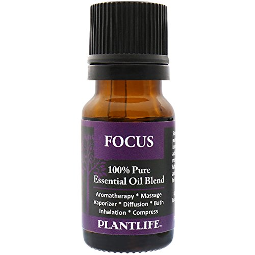 Focus - 100% Pure Essential Oil Blend  0.33 oz (10ml)