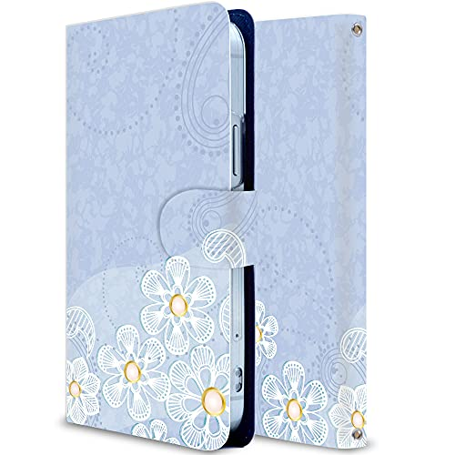 iitrust arrows Be4 F-41A Case Folio Stand Function with Card Holder PU Leather Cherry Blossom 1 AF41A-Y01-AY13