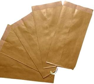 30 pezzi Sacchetti carta Dorati, confettata, 8x15 centimetri, bustine carta, sacchetti carta confetti, confettata, sacchet...